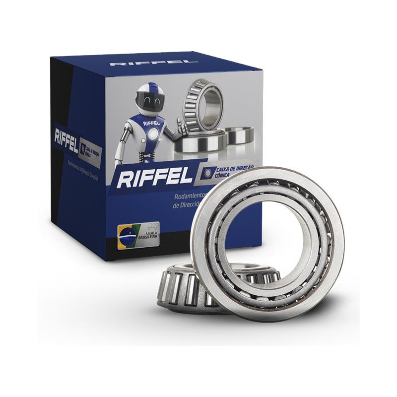 Caixa de Direção Cônica da Riffel