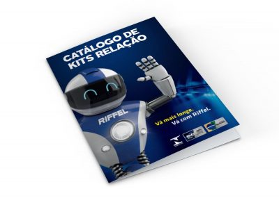 Catálogo INMETRO Riffel