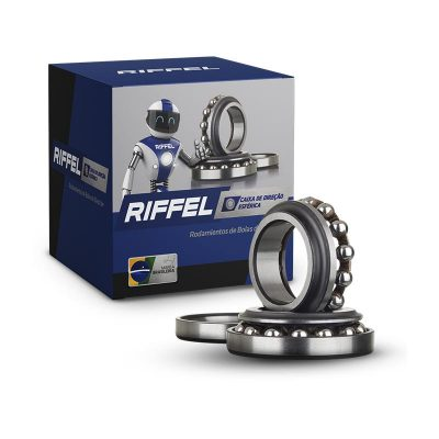 Caixa de Direção Esférica da Riffel
